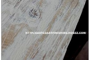 Photo #1: East Coast Finishing (staining, painting, designer furniture)
