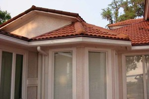 Photo #12: SEAMLESS GUTTERS, SOFFIT, SCREENROOM
