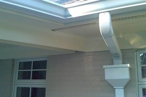 Photo #8: SEAMLESS GUTTERS, SOFFIT, SCREENROOM
