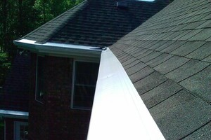 Photo #5: SEAMLESS GUTTERS, SOFFIT, SCREENROOM