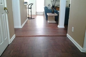 Photo #19: Hardwood Floor Installations, Sanding & Refinishing - Great Quality!!