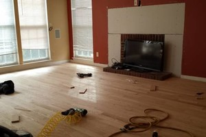 Photo #6: Hardwood Floor Installations, Sanding & Refinishing - Great Quality!!