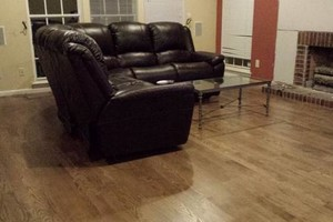 Photo #5: Hardwood Floor Installations, Sanding & Refinishing - Great Quality!!