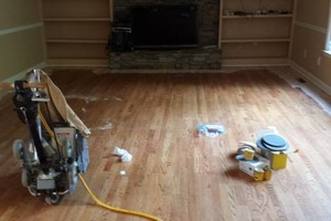 Photo #4: Hardwood Floor Installations, Sanding & Refinishing - Great Quality!!