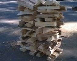 Photo #1: FIREWOOD 90PC BUNDLE, $45/DELIVERED