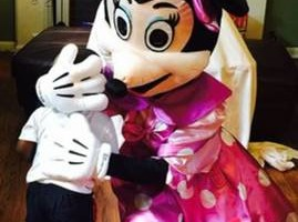 Photo #1: Minnie Mouse of Charlotte