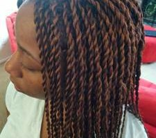 Photo #2: AFFORDABLE BRAIDS, TWIST AND LOCS! PROTECT YOUR HAIR FOR 2016!