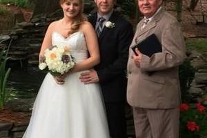 Photo #1: WED MINISTER Rev Paul Stephenson