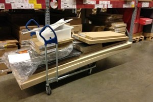 Photo #1: Furniture and Cabinet Assembly