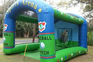 Photo #3: Bounce House/Spider Man Sticky Wall Rentals $75.00 Special!