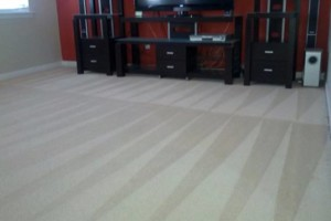 Photo #1: 100% SATISFACTION GUARANTEE ALWAYS -  D & E carpet, Rug & upholstery cleaning