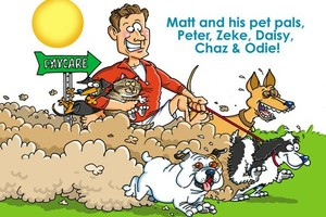 Photo #1: Dog Walking and Doggie Day Care Service