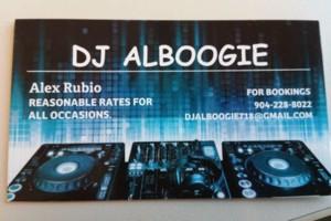 Photo #1: DJ FOR ALL OCCASIONS (DJ AL BOOGIE)