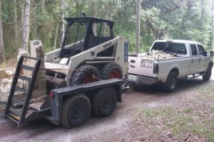 Photo #5: Bobcat and Clean-Up Services