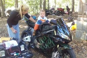 Photo #1: SCOOTER & MOTORCYCLE REPAIR