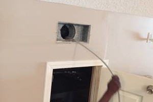 Photo #13: Air duct cleaning system