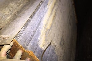 Photo #3: Air duct cleaning system