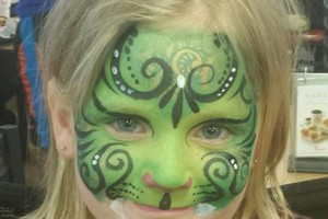 Photo #6: Amazing Face Painting by Linda/Award Winning!