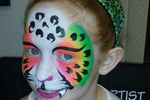 Photo #5: Amazing Face Painting by Linda/Award Winning!
