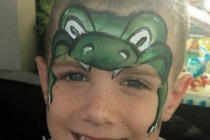 Photo #3: Amazing Face Painting by Linda/Award Winning!