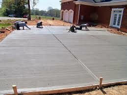 Photo #1: Procrete Atlanta. Concrete installation
