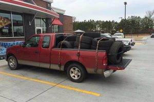 Photo #3: Guy + Truck = Simple, Easy, Cheap!..It's so easy it's almost cheating!