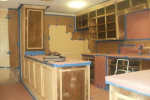 Photo #20: Ugly Cabinets? Cabinet Refinishing :)