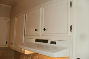 Photo #12: Ugly Cabinets? Cabinet Refinishing :)