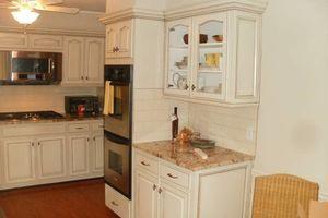 Photo #11: Ugly Cabinets? Cabinet Refinishing :)