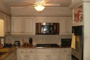 Photo #6: Ugly Cabinets? Cabinet Refinishing :)