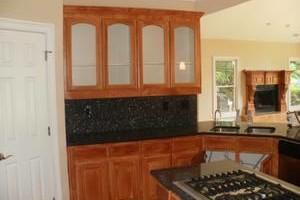 Photo #4: Ugly Cabinets? Cabinet Refinishing :)
