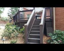 Photo #9: PCS Contracting. Deck Projects, Tile, Exterior Paint, Home...