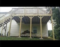 Photo #8: PCS Contracting. Deck Projects, Tile, Exterior Paint, Home...