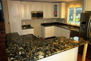 Photo #3: DIAMOND CUT GRANITE & MARBLE COUNTERTOPS. PERSONALIZED SERVICE!