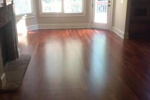 "Photo #4: HARDWOOD FLOORS -–"" MR HARDWOOD INC"