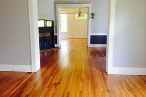"Photo #2: HARDWOOD FLOORS -–"" MR HARDWOOD INC"