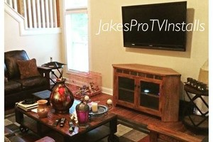 Photo #10: TV MOUNTING/ INSTALLATION | REAL REVIEWS | 5 STAR SERVICE | SAME DAY...