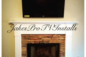 Photo #9: TV MOUNTING/ INSTALLATION | REAL REVIEWS | 5 STAR SERVICE | SAME DAY...