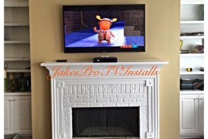 Photo #8: TV MOUNTING/ INSTALLATION | REAL REVIEWS | 5 STAR SERVICE | SAME DAY...