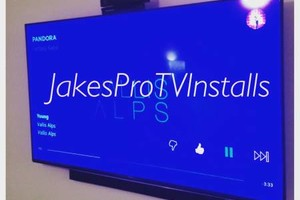 Photo #6: TV MOUNTING/ INSTALLATION | REAL REVIEWS | 5 STAR SERVICE | SAME DAY...