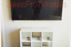 Photo #4: TV MOUNTING/ INSTALLATION | REAL REVIEWS | 5 STAR SERVICE | SAME DAY...