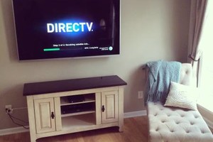 Photo #3: TV MOUNTING/ INSTALLATION | REAL REVIEWS | 5 STAR SERVICE | SAME DAY...