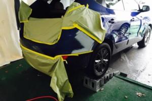 Photo #18: Mobile professional autobody/paint, wheel repair, high speed deep scrat