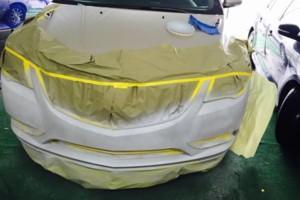 Photo #9: Mobile professional autobody/paint, wheel repair, high speed deep scrat
