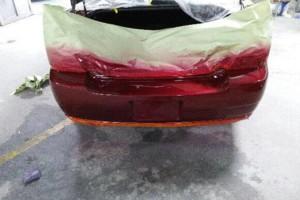 Photo #5: Mobile professional autobody/paint, wheel repair, high speed deep scrat