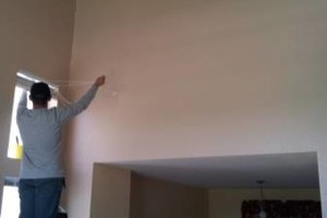 Photo #5: Affordable painting, drywall, tile services