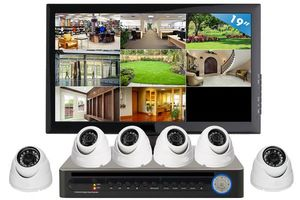 Photo #5: Check in on your home, or children, Anytime, from Anywhere! Fully installed security surveillance systems
