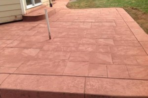 Photo #2: J&A LANDSCAPING, PAVESTONE AND CONCRETE