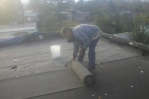 Photo #10: FLAT ROOF LEAK REPAIR - GRAVEL - TPO - EPDM-PVC-MODIFIED BITUMEN