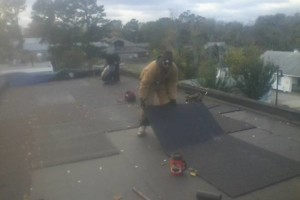 Photo #8: FLAT ROOF LEAK REPAIR - GRAVEL - TPO - EPDM-PVC-MODIFIED BITUMEN
